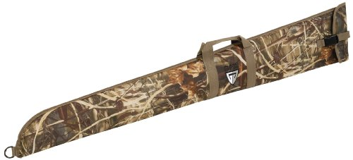 Plano Gun Guard 800 Series Floating Shotgun Case (Realtree Max Camo) ()