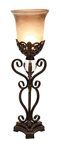 9 pedestal candle iron - 3