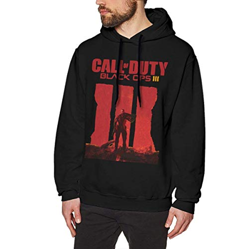 Call of Duty Black Ops Mens Long Sleeve Sweatshirts Man Hoodies - Duty 2 Hoodies Ops Black Of Call