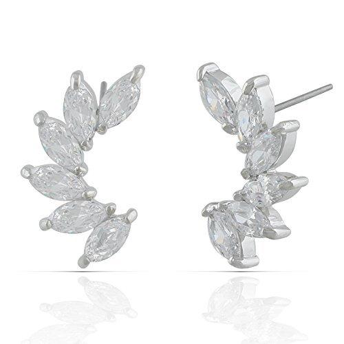 JanKuo Jewelry Rhodium...