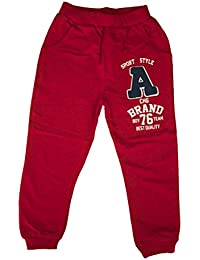 9017facf9a521 Sport Style Little Boys Toddlers Drawstring Elastic Sweatpants Sport Jogger  100% Cotton