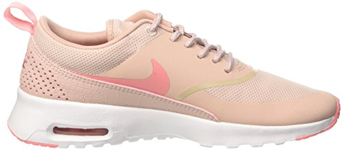 Max Melon Rose Bright white Pink Air Femme Baskets Rose NIKE Basses Thea Oxford PA4xq5wv