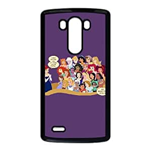 LG G3 Cell Phone Case Black She Doesn't Even Go Here