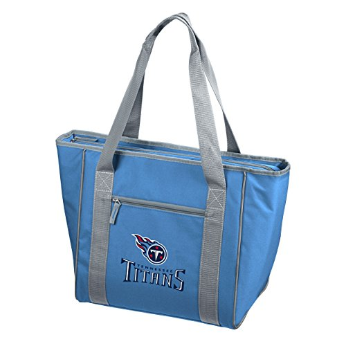 Nfl Cooler (NFL Tennessee Titans Cooler Tote (30 Can), Team Color)
