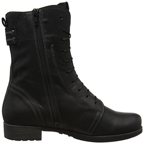 Kombi Boots Sz Think Desert Denk Nero 09 Donna Stivali 0xttzwq4