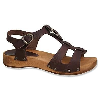 Amazon.com | Sanita Women's Olise Flex Platform Sandal