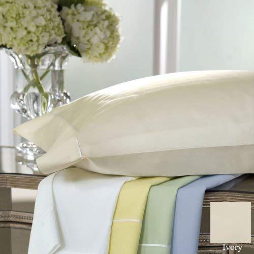 Choice Natural Cotton - DreamFit 2-Degree 260 Thread Count Choice Natural Cotton Pillowcase Set, Standard, White