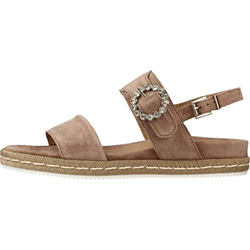 Women Slippers Brown Sandals Brown for Slippers 11 Brand Women Sandals for and 3753 Brown Model ALPE and Colour YEIxwI
