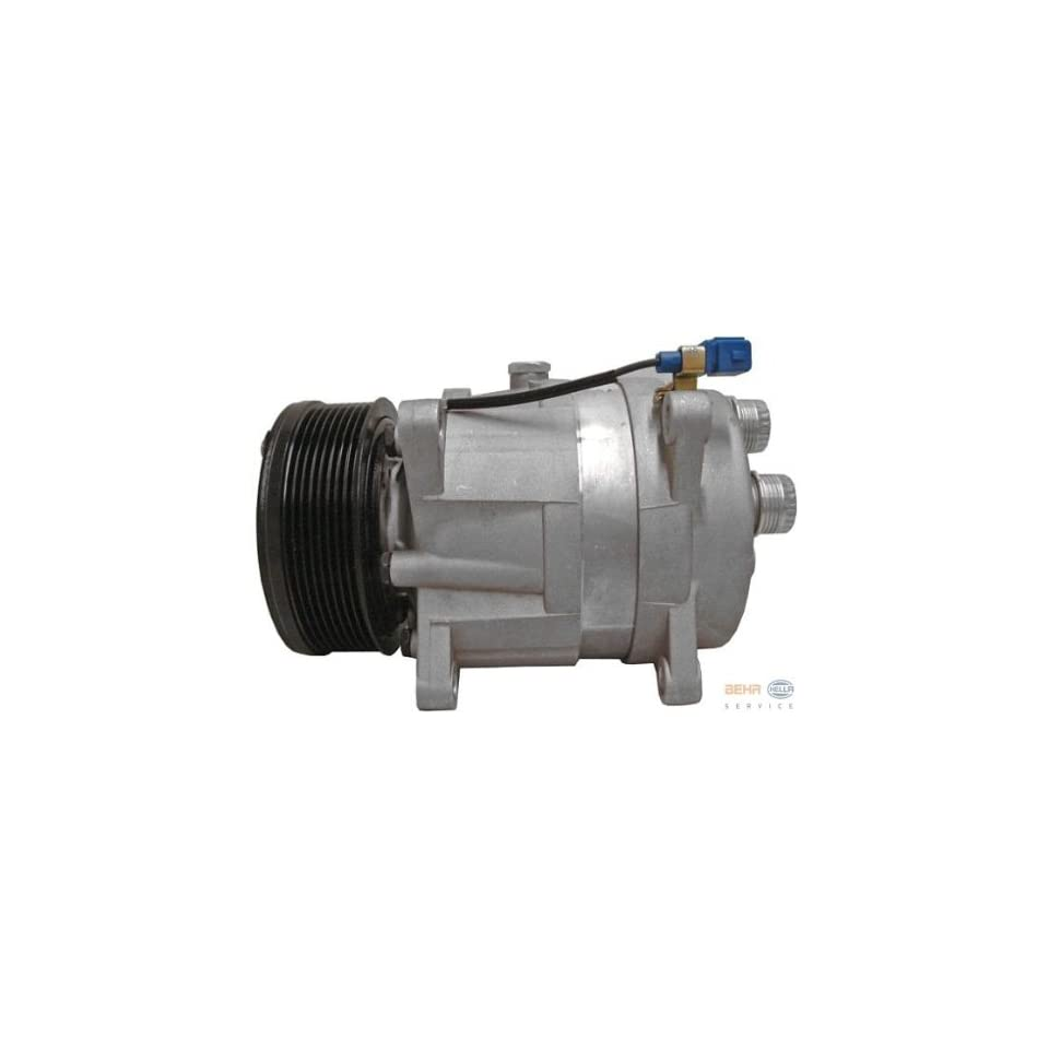 HELLA 8FK 351 134 941 Kompressor, Klimaanlage Auto