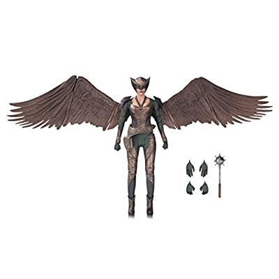 DC Collectibles DCTV Hawkgirl Legends of Tomorrow Action Figure: Toys & Games