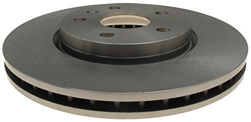 ACDelco 18A2719A Advantage Non-Coated Front Disc Brake Rotor