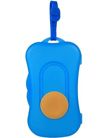 Estuche para bebé, estuche portátil para bebé toallita húmeda dispensador de toallitas húmedas dispensador accesorios