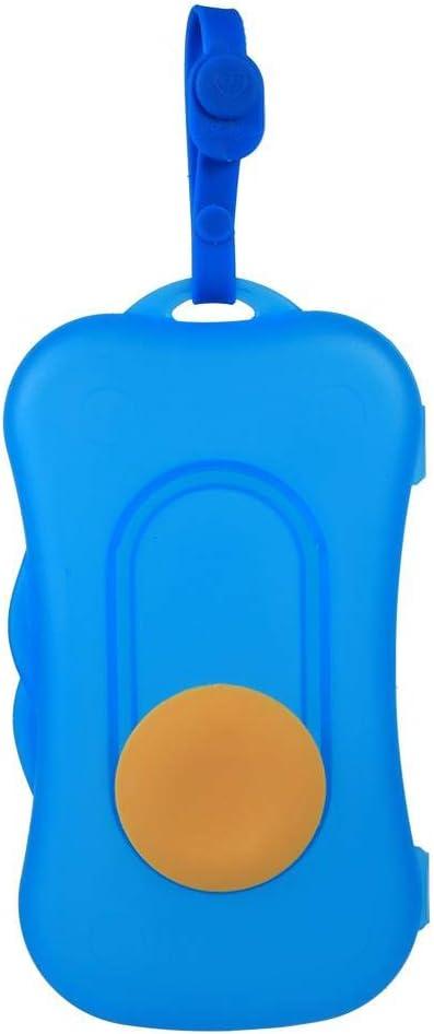 Estuche para bebé, estuche portátil para bebé toallita húmeda dispensador de toallitas húmedas dispensador accesorios cochecito niño uso exteriores(# 5): Amazon.es: Bebé