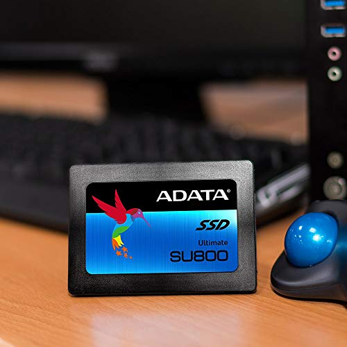 ADATA SU800 256GB 3D-NAND 2.5 Inch SATA III High Speed Read & Write up to 560MB/s & 520MB/s Solid State Drive (ASU800SS-256GT-C) by ADATA (Image #4)