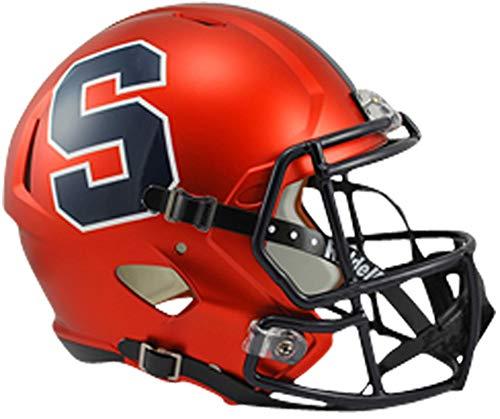 Sports Memorabilia Riddell Syracuse Orange Speed Full-Size Replica Helmet - College Replica Helmets