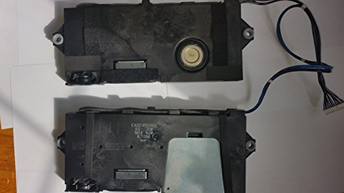 EAB63650801 / EAB63650802 L/R Speakers for LG 65UF9500