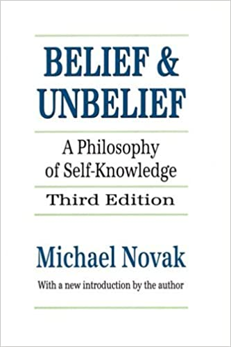 Book Belief & Unbelief:A Philosophy of Self-Knowledge 3rd ed.,