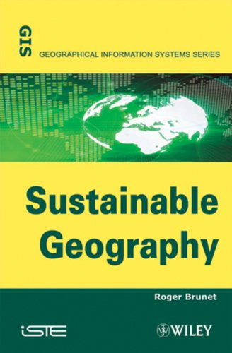 Sustainable Geography (Geographical Information Systems) Pdf