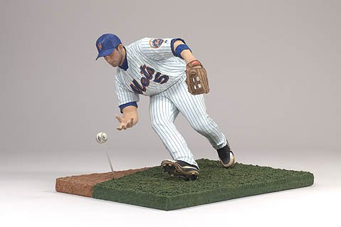 McFarlane Toys MLB Sports Picks Series 18 Action Figure David Wright (New York Mets)