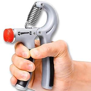 FEGSY-10-40-Kg-Adjustable-Hand-Gripper-Strengthener-Exerciser-for-Strong-Forearm-Wrist-and-Finger