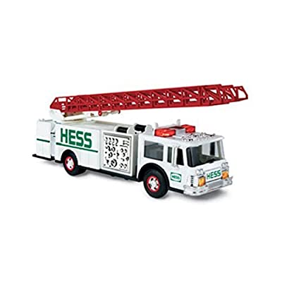 1989 Hess Fire Truck by Hess: Toys & Games