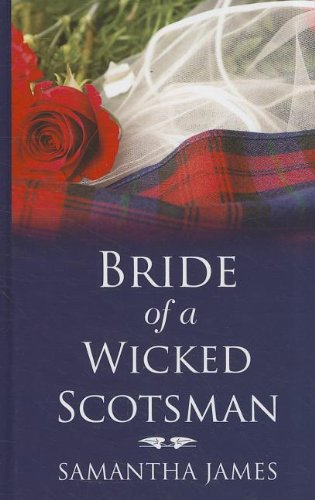 book cover of Bride of a Wicked Scotsman