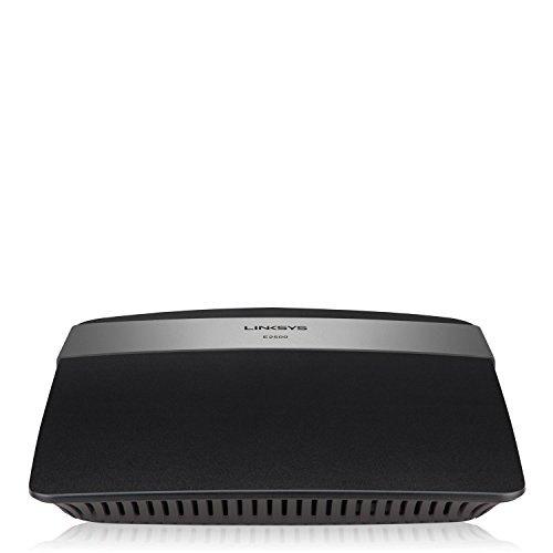 Linksys E2500 (N600) Advanced Simultaneous Dual-Band WiFi N Router, Certified Refurbished (E2500-RM2) by Linksys