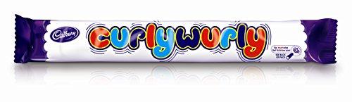 Cadbury Curly Wurly England Pack