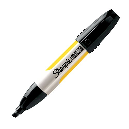 SAN 34801, Sanford Sharpie Professional Chisel Tip (Sharpie Professional Chisel Tip Markers)