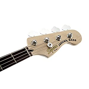 Squier by Fender Vintage Modified Jaguar Bass Special - Laurel Fingerboard - 3-Color Sunburst