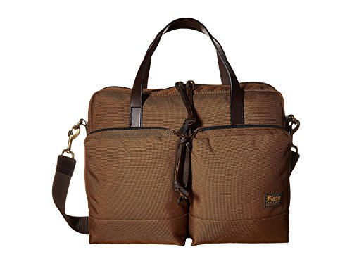 (Filson Men's Dryden Briefcase, Whiskey, One Size)