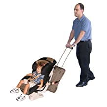 Traveling Toddler: Car Seat Travel Accessory