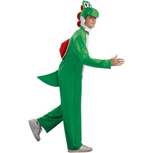 Super Mario Brothers Adult Costume -