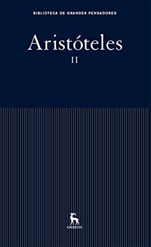 Amazon.com: Aristóteles II (Biblioteca Grandes Pensadores ...