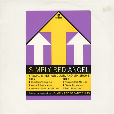 Simply Red - Angel Soundtrack Version, Mousse T Soul Mix