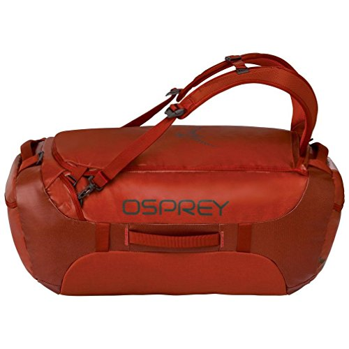 Osprey Packs Transporter 65 Expedition Duffel, Ruffian Red, One ()