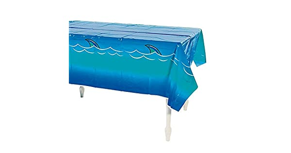 "Amazon.com: Awesome Shark Mantel/Mantel/de plástico 54"" ..."