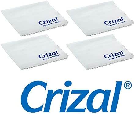 Crizal Cleaning Reflective Lenses Microfiber product image