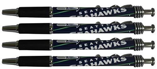 Seattle Seahawks Jazzy Pen 4pk