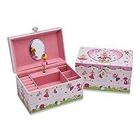 Lucy Locket Enchanted Fairy Kids Joyero musical - Glittery Kids Music Box