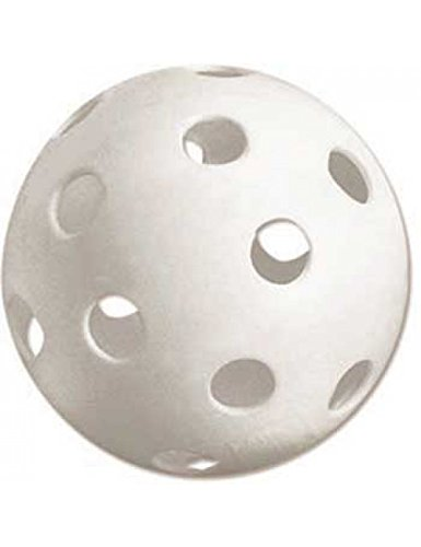Jugs New B6005 Bulldog Vision Enhanced White 9 inch Practice Baseball 1 Dozen by Jugs