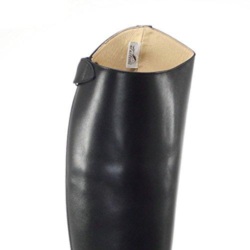Negro in Fashionstiefel Equitazione Estribo Diversi Stivali 2002 Colori Da El Nero WZvRYwq6Hv