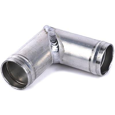JEGS 511175 Radiator Hose Connector: Automotive