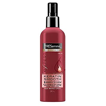 TRESemmé Keratin Smooth Heat Protection Shine Spray 200ml Pack of 3 Unilever 3733441