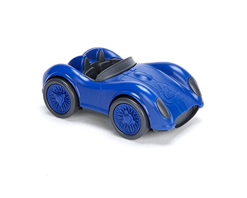 Green Toys Race Car, Blue (Car Toy Plastic)
