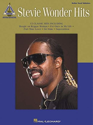 (Stevie Wonder Hits (Guitar Recorded Versions))