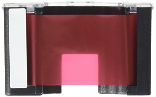 Vinpower Digital - JVC CDPRIBRD U-Print Thermal Printer Red Ribbon Cartridge for Primera Z1, TEAC P11, Stampa Ink