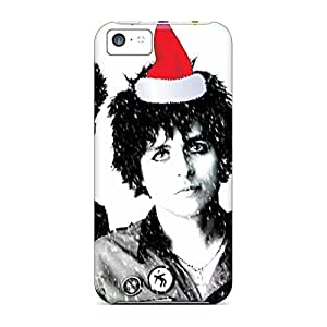 Designed mobile phone carrying skins High Quality Iphone case Shock Absorbing iphone 4s - xmas with green day