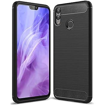 Amazon.com: Huawei Honor 8X Case, Yiakeng Dual Layer ...