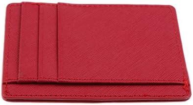 IDカードホルダー トラベル パスポートホルダー カードカバー 5枚スロット PUレザー 全5色